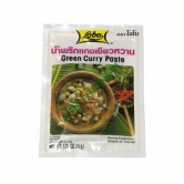 PASTA CURRY GREEN LOBO 50g