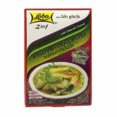 PASTA CURRY GREEN Z KREM KOKOS 100g
